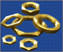 Metal Hexagonal Locknuts