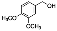 3,4-Dimethoxybenzyl alcohol (Verapamil Related Compound F - USP)