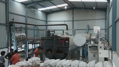Shell & Tube Type Hot Water Generator