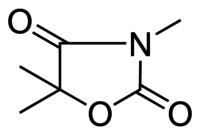 3,5,5,-Trimethyloxazolidine-2,4-dione