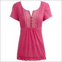 Cotton Ladies Tops