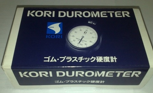 Analog Rubber Hardness Tester Kori Japan
