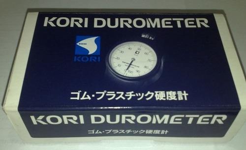 Analog Rubber Hardness Tester Kori Japan