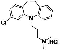 3-(3,7-Dichloro-10,11-dihydro-5H-dibenzo[b,f]azepin-5-yl)-N,N-dimethylpropan-1-amine