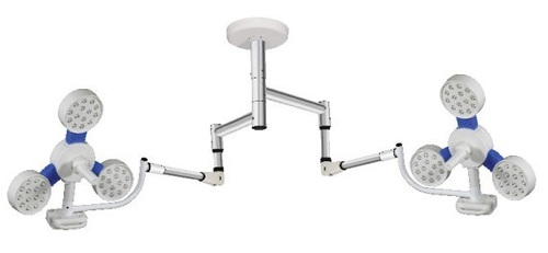 operation theater Ceiling OT Light Double Dome