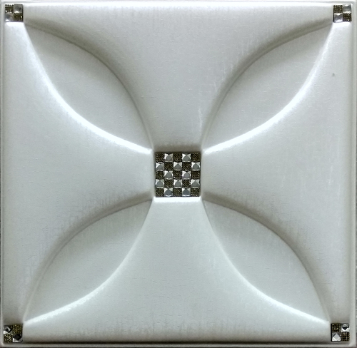 Artificial Pearl Leather Wall Tiles