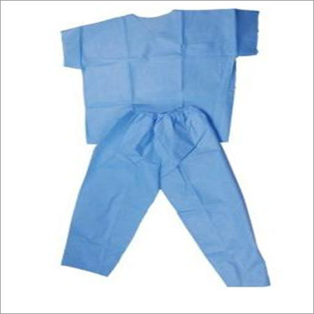 Patient Disposable Uniform