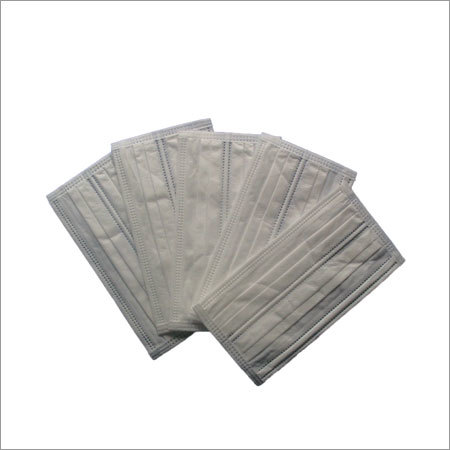 4-Ply Active Carbon Face Mask