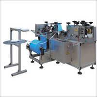 PE CPE Shoe Cover Making Machine