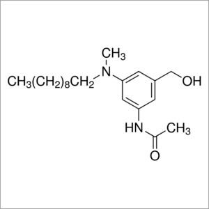 3-(N-Acetylamino)-5-(N-decyl-N-methylamino)benzyl alcohol