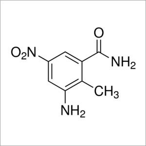 3-Amino-2-methyl-5-nitrobenzamide