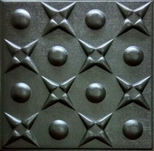 Decorative Leather Panel