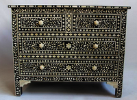 Bone Inlay Drawers