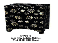 Bone Inlay Cabinet
