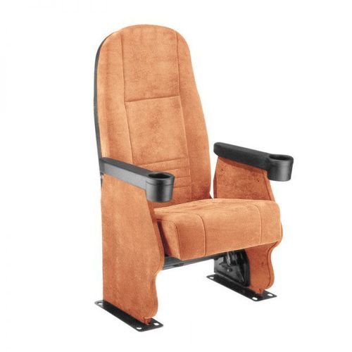 audi series brown chair
