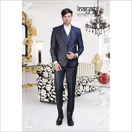 Men Black Suits