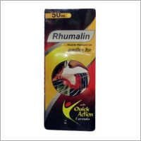 Rhumalin Oil