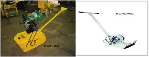Concrete Cutter Electric/Diesel