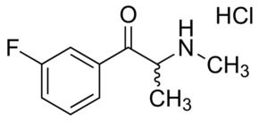 3-Fluoromethcathinone Hydrochloride Solution