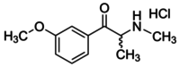 3-Methoxymethcathinone hydrochloride