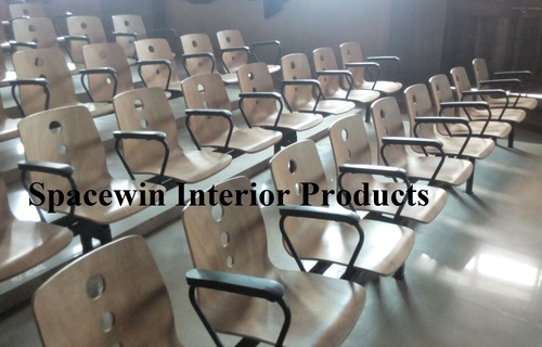 Wooden Auditorium Chairs