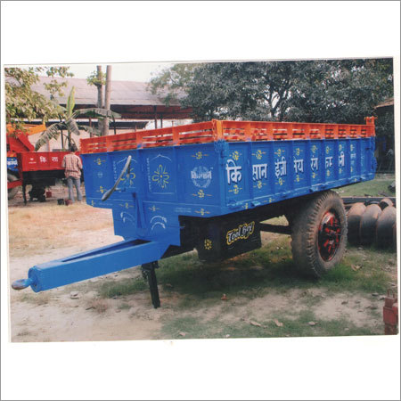 Tractor Trailer E