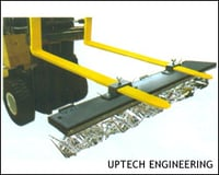 Magnetic Sweeper Lift Operated