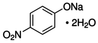 4-Nitrophenol sodium salt dihydrate