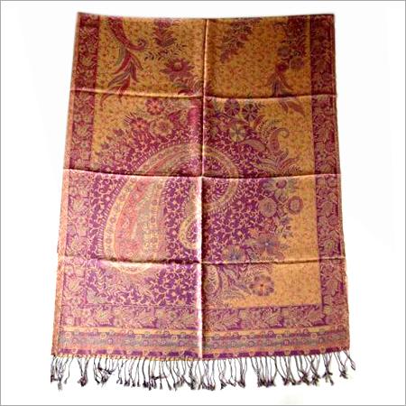 Kantha Silk Shawls