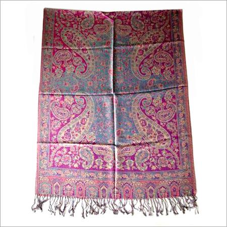 Ladies Silk Shawls