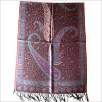 Block Printed Silk Shawls