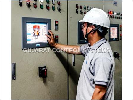 Crusher Control Panel