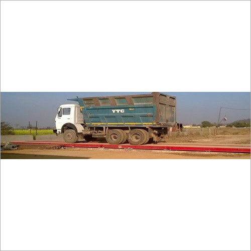 Digital Pitless Weighbridge