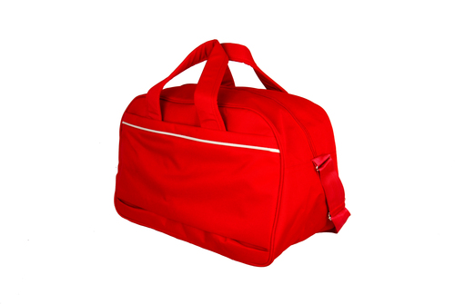 Red Duffle Bags
