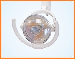 Dental Halogen Round Light