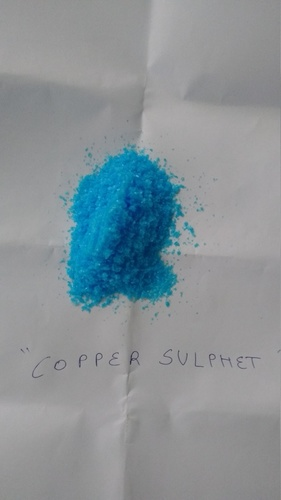 Leading Manufacturer of Copper Sulphate