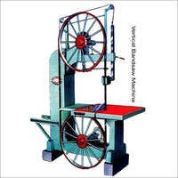 Wood Cutting Vertical Bandsaw Machine