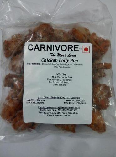 Spicy Chicken Lolly Pop