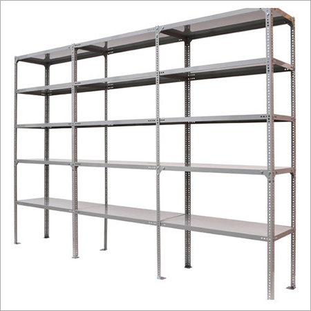 Slotted Angle Storage Racks for Warehouse