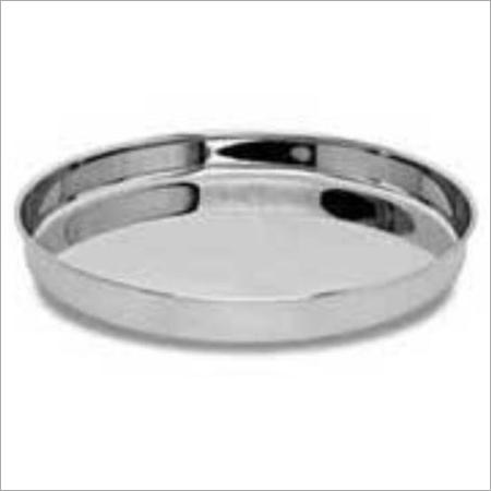 Stainless Steel Khomcha Plate