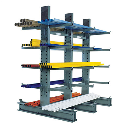 Portable Cantilever Racks