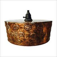 Embossed Eco Pendant Lamp