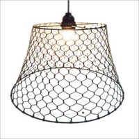 Wire Pendant Lamp Shade