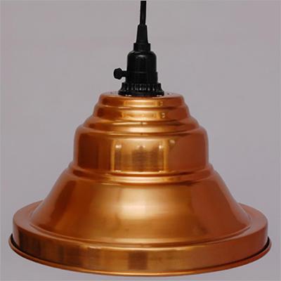 Copper Pendant Light Shade
