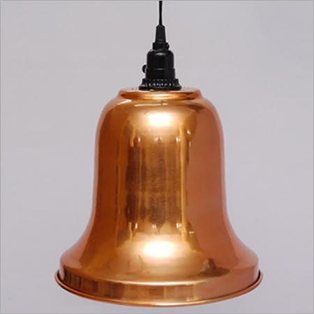 Vintage Copper Pendant Light