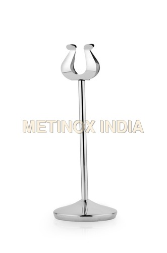 Table Menu Stands