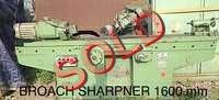 BROACH SHARPENER STANKO 1600 MM