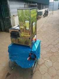 Commercial Sugarcane Juicer