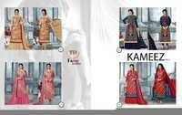 TANU DESIGNER (KAMEEZ VOL- 2 ) Straight Salwar Kameez