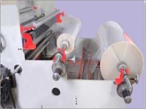 BOPP Roll Unwinder Machine